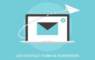How to Create a Contact Form in WordPress (Step by Step) using WPFORMS 1