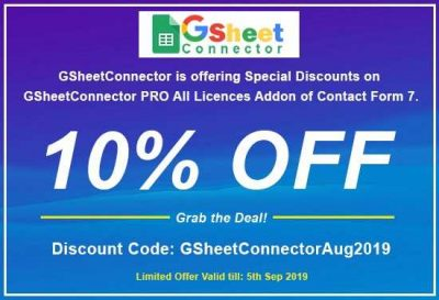 10% Discount Offer