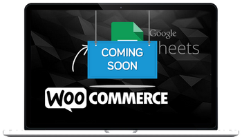 Woocommerce GSheetConnector