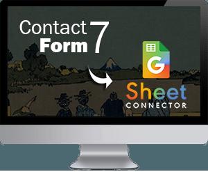 CF7 to GSheet
